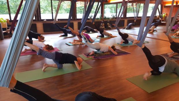 Yoga-Day-Impressionen