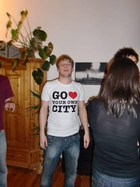 Gib deiner Stadt ein Gesicht