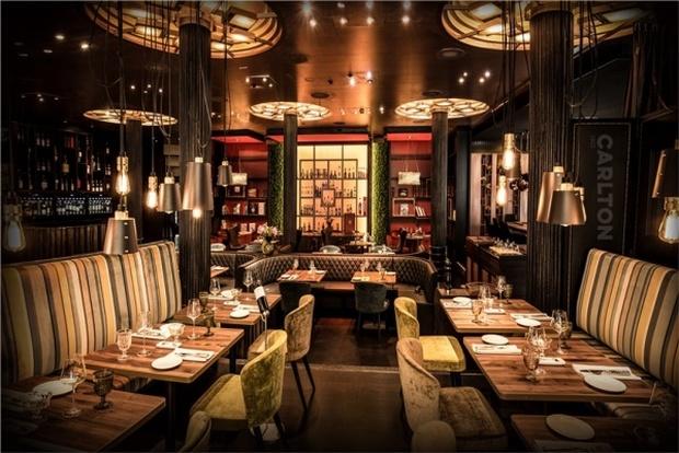 Restaurant Im Romantik Hotel Ahrenberg