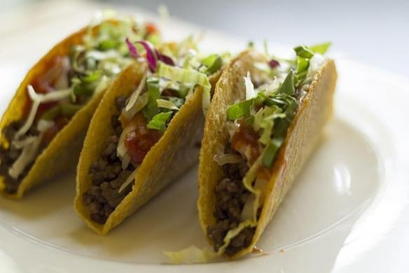 Eating: Day Of The Taco