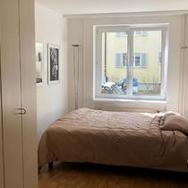 2 Bedroom Apartment, fully furnished, quietly located at End of Kanzleistrasse, 8004 Zurich