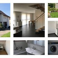 Spacious 2.5 room maisonette apartment with dressing room