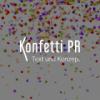 Konfetti PR - Text und Konzept